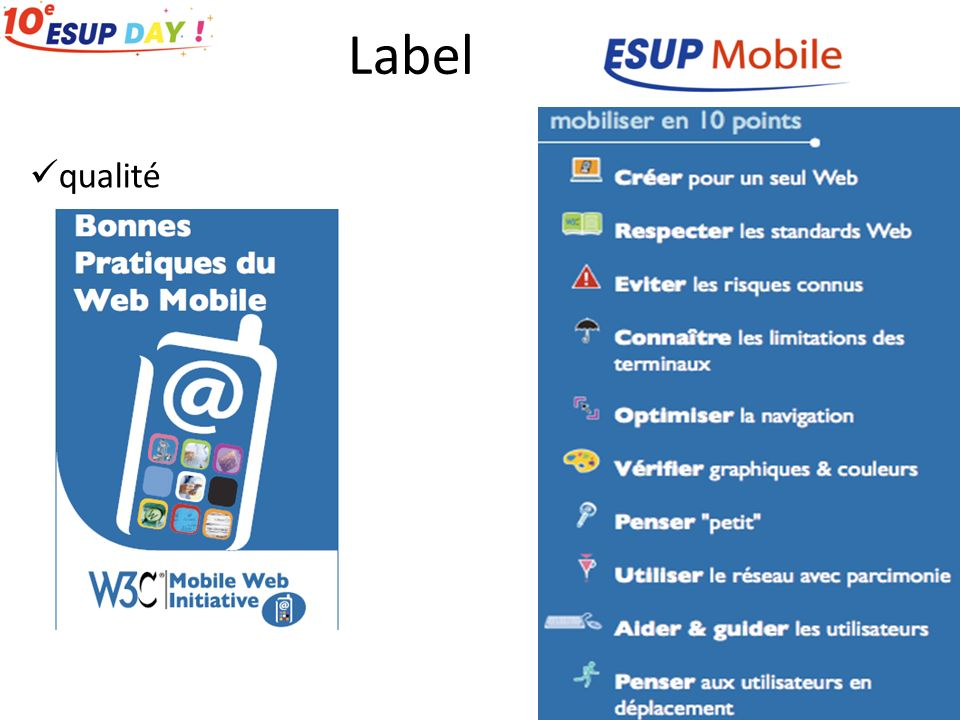 qualité Label