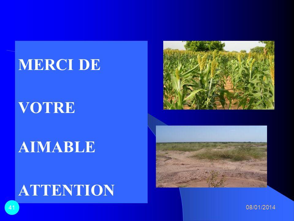 Prendre des dispositions pour lancer une campagne de multiplication et de diffusion de semences de qualité dans la zone. Renforcer le suivi des BS et