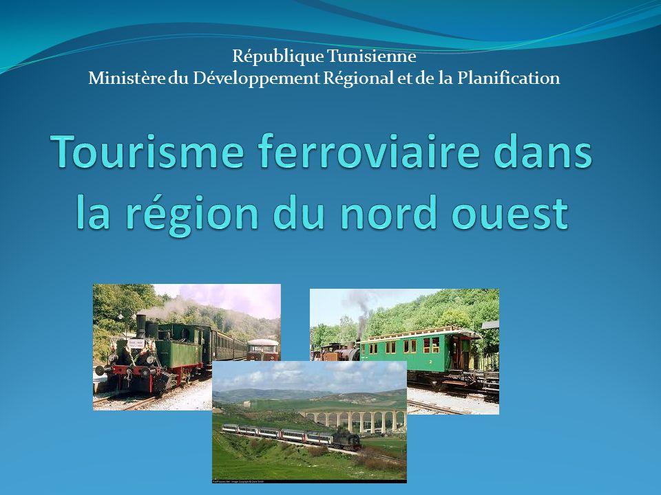 République Tunisienne Ministère du Développement Régional et de la Planification