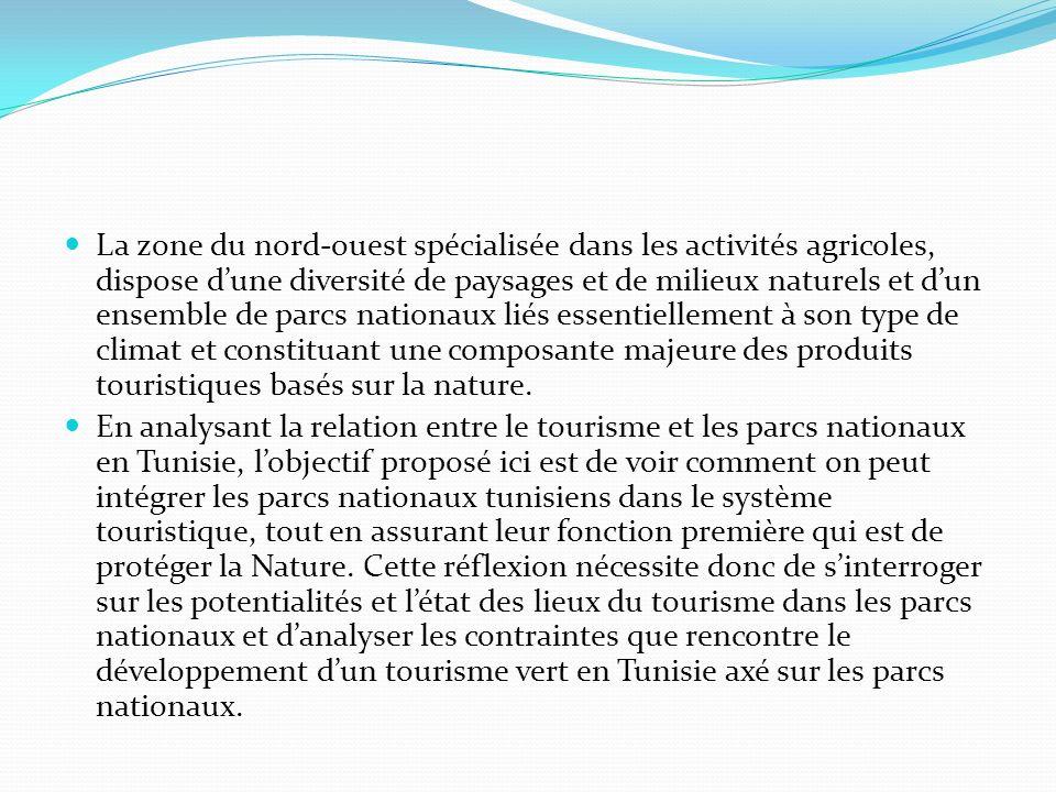 Lidée donc de ce projet est de développer une ligne ferroviaire liant la capital Tunis jusquau frontière Tuniso-Algérienne, ou le paysage agricole et forestier à contempler à travers les wagons des trains.
