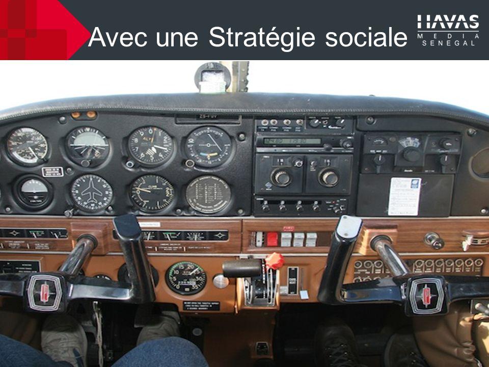 Avec une Stratégie sociale