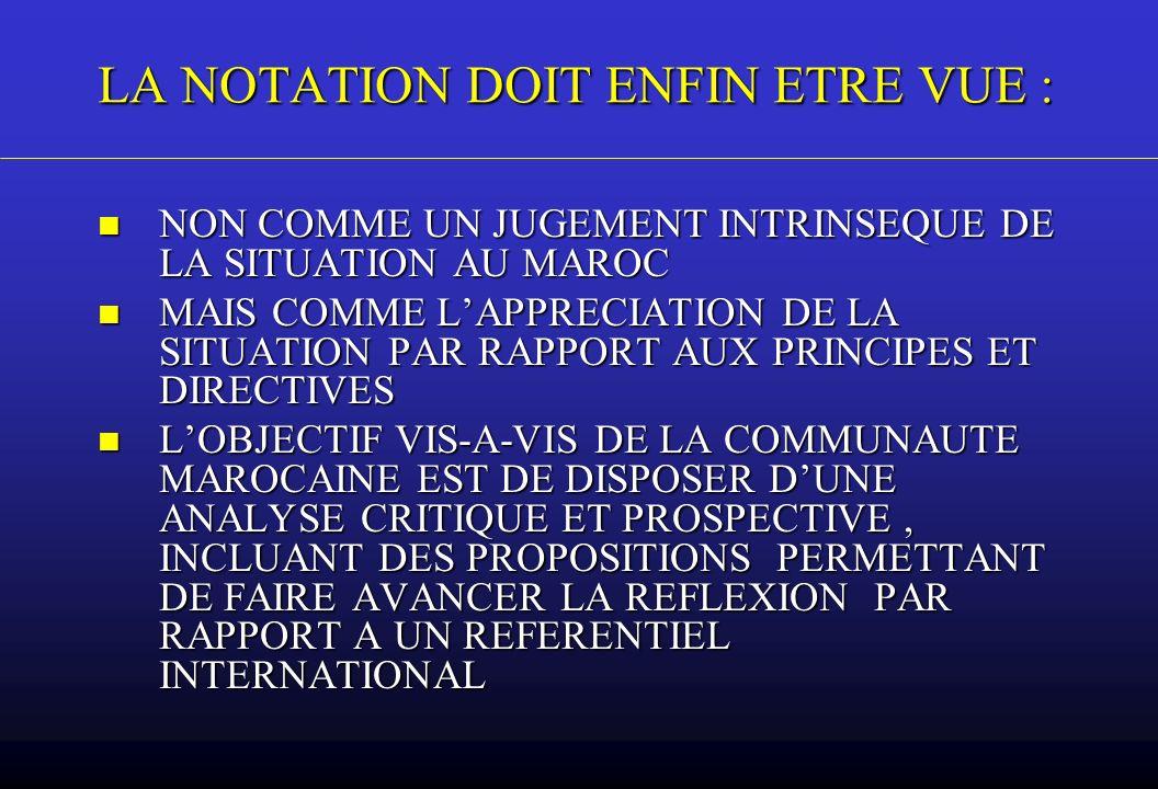 LOBJECTIF PAR RAPPORT A LA COMMUNAUTE INTERNATIONALE EST DE DISPOSER DUNE ANALYSE REFERENCEE COMPARATIVE PERMETTANT DASSURER PROGRESSIVEMENT LA COMPATIBILITE DES SYSTEMES ET UNE CERTAINE HARMONISATION LOBJECTIF PAR RAPPORT A LA COMMUNAUTE INTERNATIONALE EST DE DISPOSER DUNE ANALYSE REFERENCEE COMPARATIVE PERMETTANT DASSURER PROGRESSIVEMENT LA COMPATIBILITE DES SYSTEMES ET UNE CERTAINE HARMONISATION