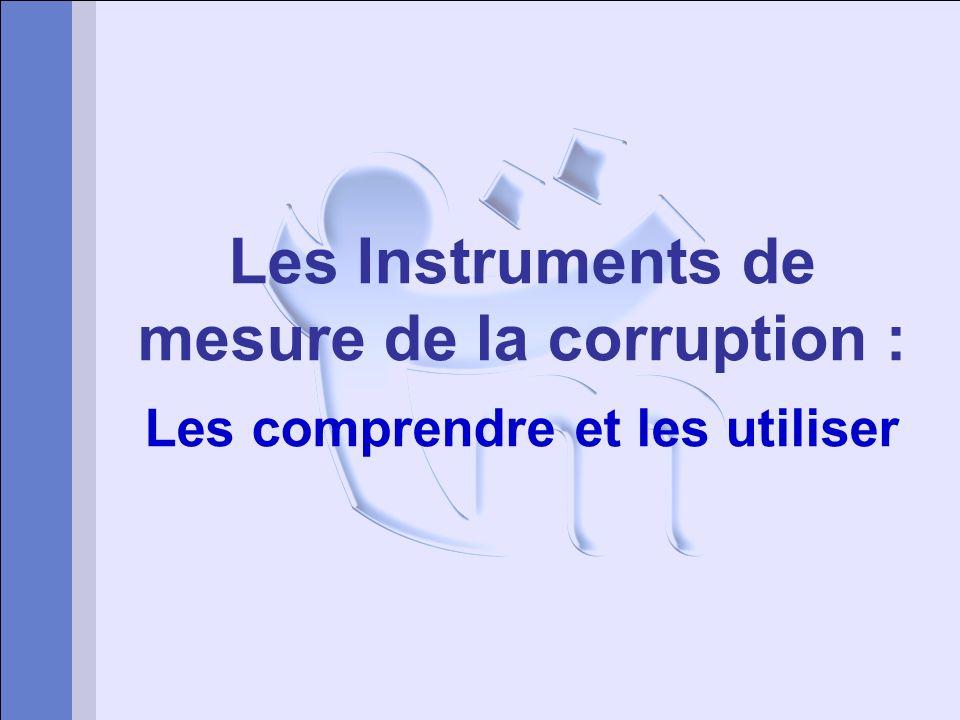 Enquête du Système National dIntégrité (ESNI) Quoi : Ampleur de la corruption Rapport dévaluation qualitative des piliers dintégrité.