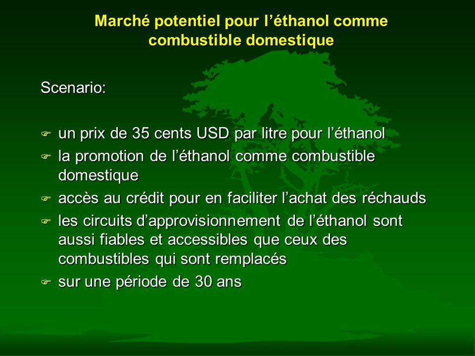 Combustibles de cuisson en milieu urbain et en milieu rural de Madagascar – estimation de la disposition à payer