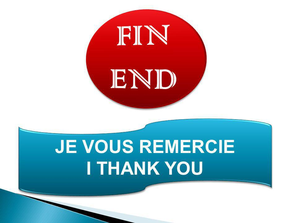 JE VOUS REMERCIE I THANK YOU JE VOUS REMERCIE I THANK YOU
