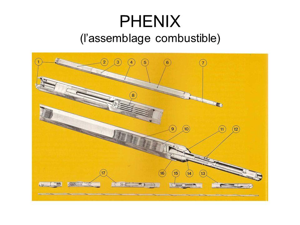 PHENIX (lassemblage combustible)