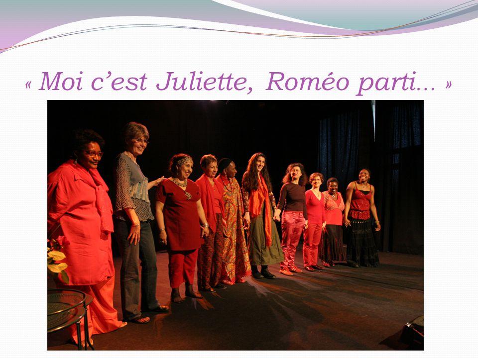 « Moi cest Juliette, Roméo parti … »