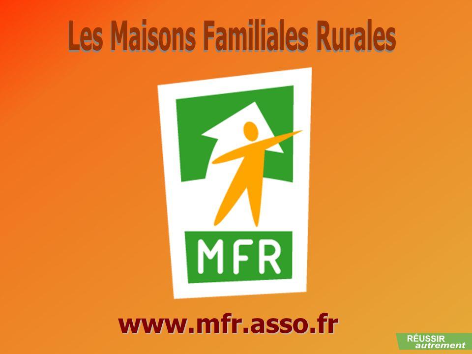 Maison Familiale Rurale dÉducation et dOrientation - 52 Répartition par niveaux pour 2004-2005