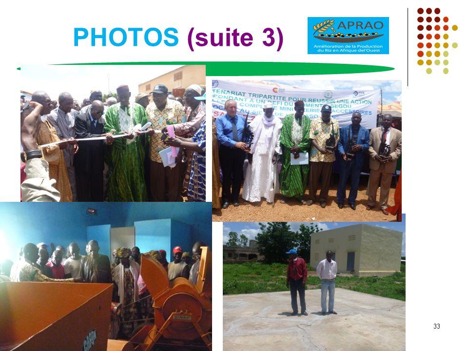 PHOTOS (suite 3) 33