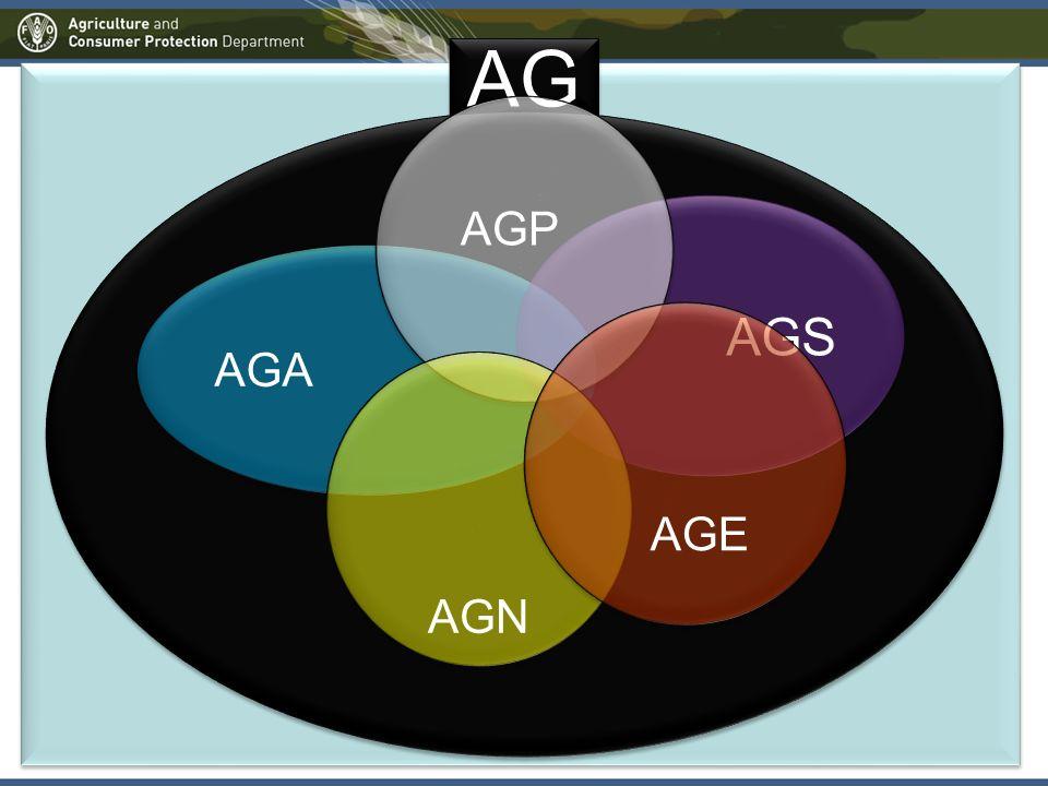 AG AGA AGS AGP AGN AGE