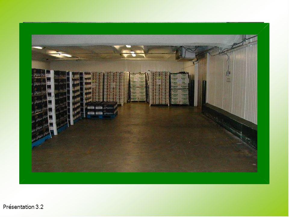 Présentation 3.2 Chambres convenablement conçues et équipées.