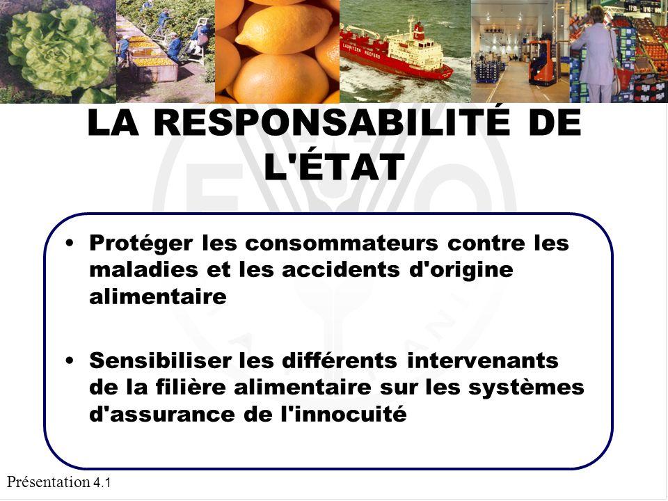 Présentation 4.1 PERTE DE LA QUALITÉ DE VIE ET DE LA VIE CONSECUENCIAS: