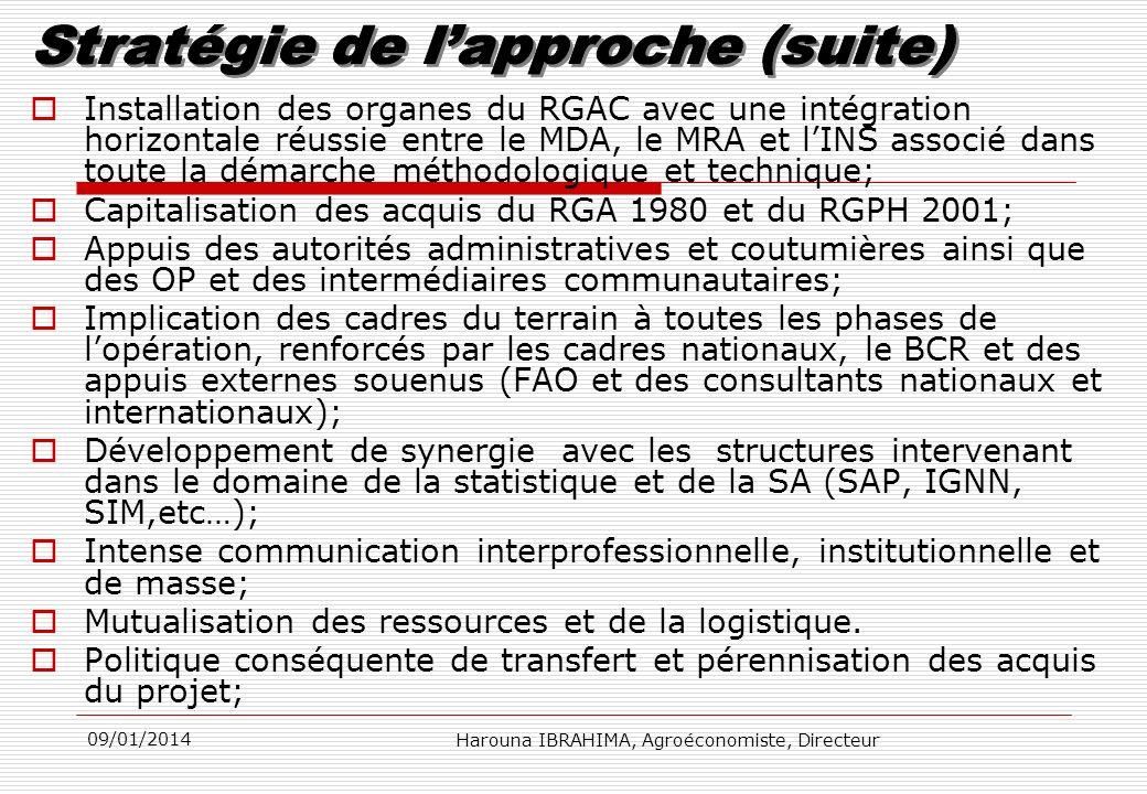 09/01/2014DS/MAG B.P : 12091 NY Téléfax : 20 75 27 72 Email : ibraharou@yahoo.fr Science de lapproximation, la statistique décrit lessentiel mais jamais le tout.