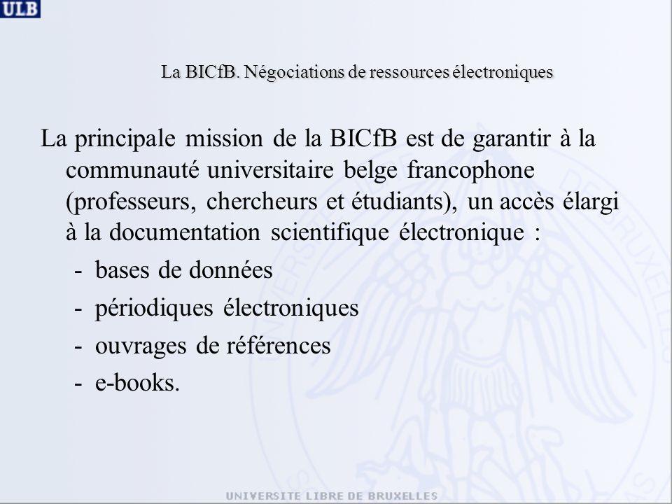 La BICfB.