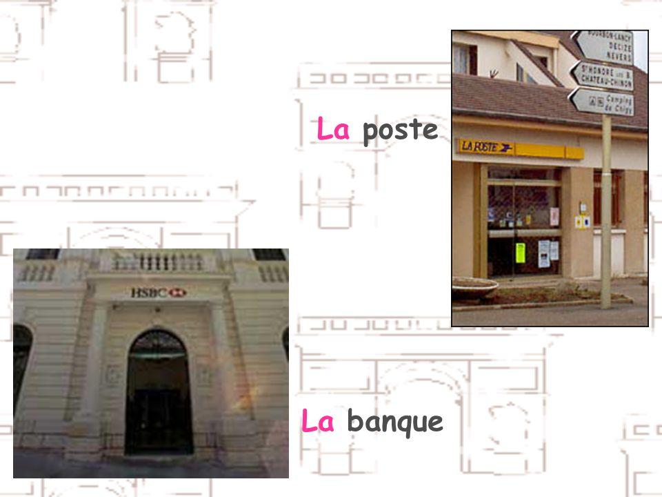 La poste La banque