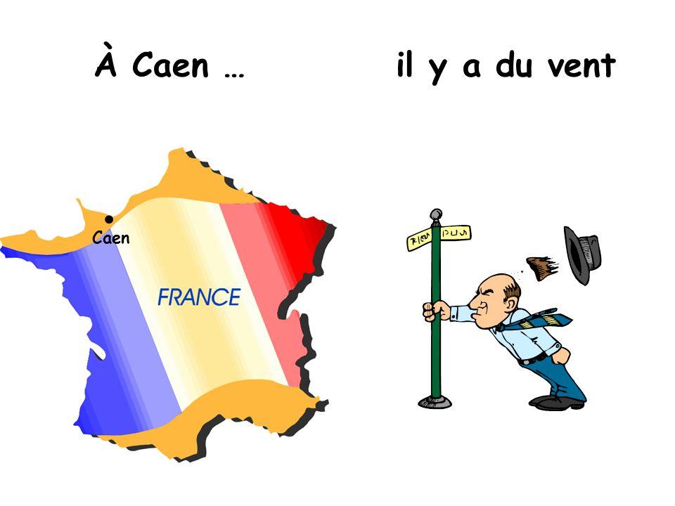Caen À Caen …il y a du vent