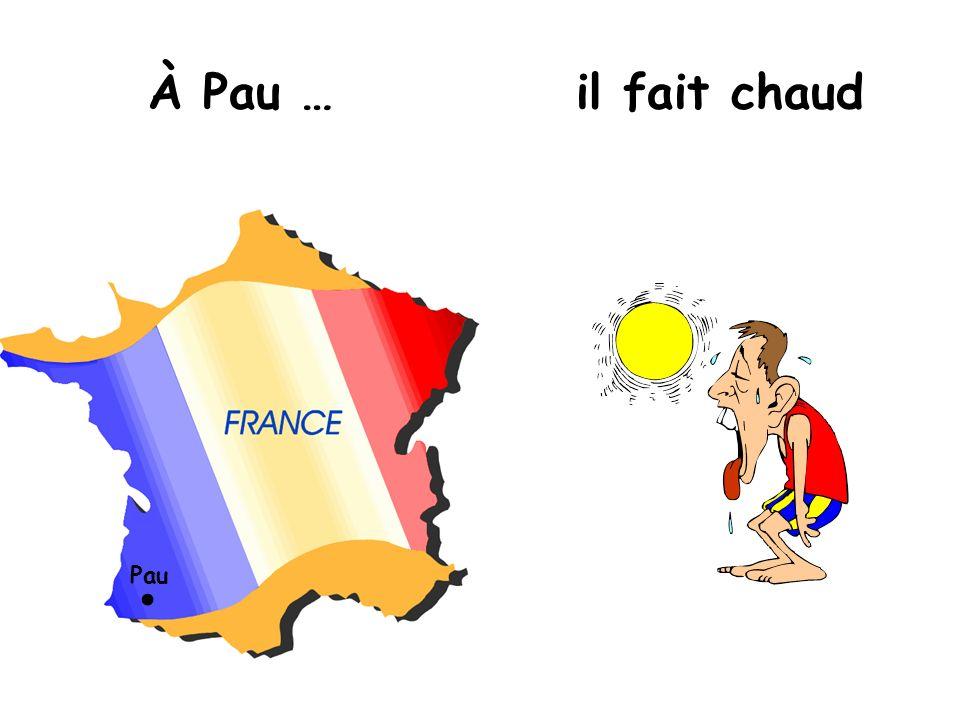 Pau À Pau …il fait chaud