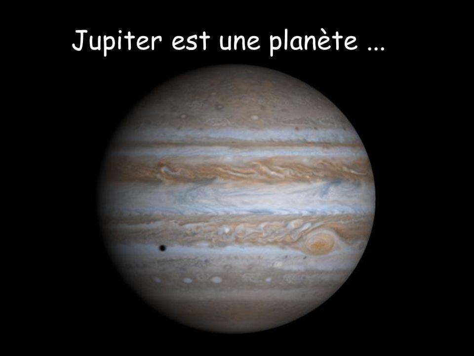 Jupiter est une planète...