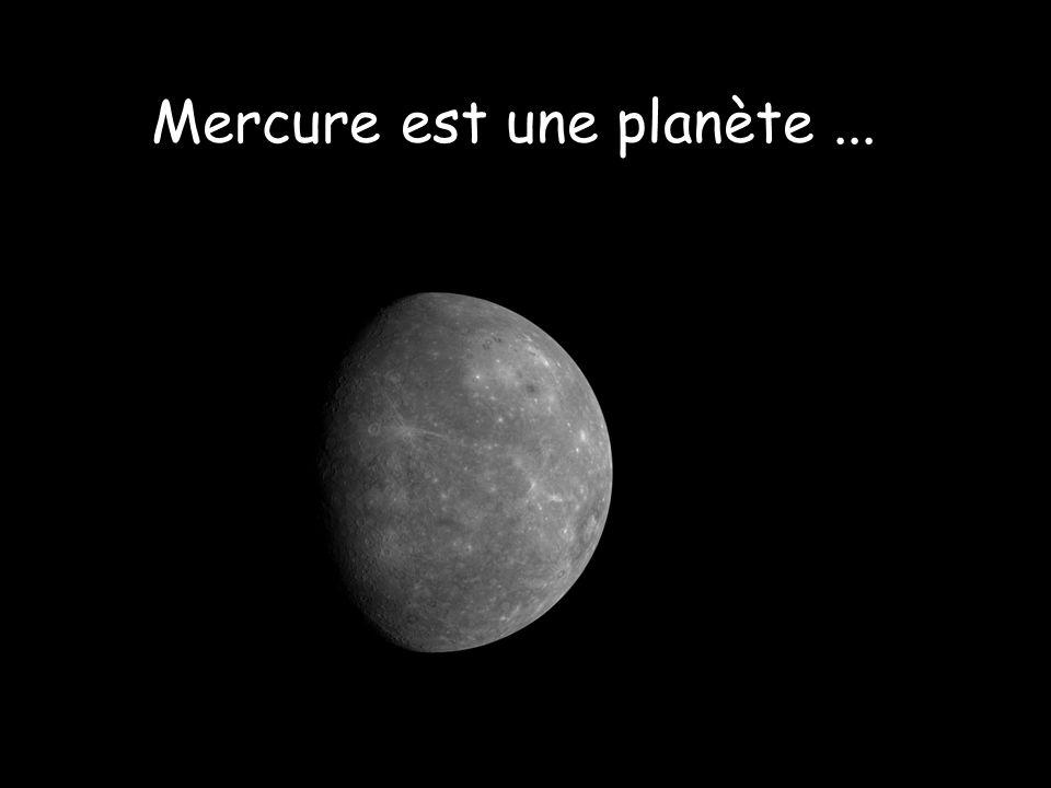 Mercure est une planète...