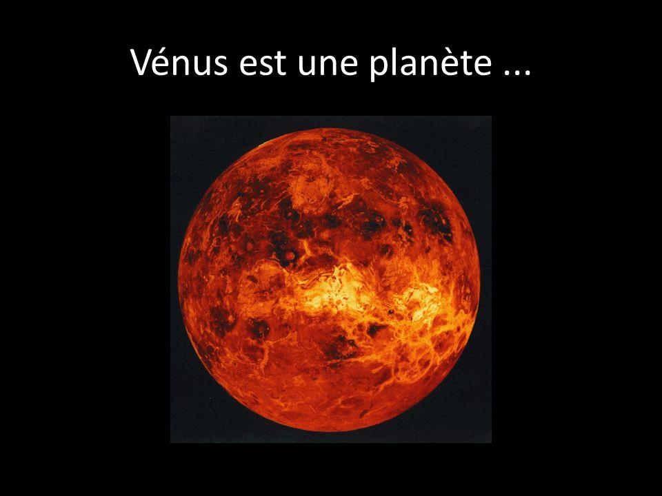 Vénus est une planète...