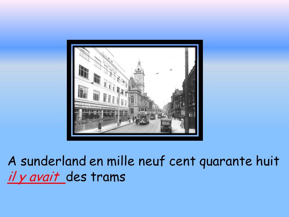 En 1948, il y avait une épicerie.