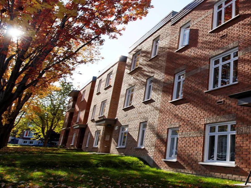 « Donner au suivant » Le refinancement des projets de logements communautaires au Québec 11