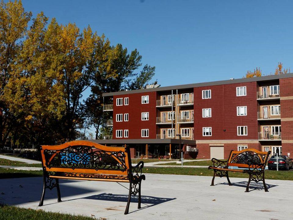« Donner au suivant » Le refinancement des projets de logements communautaires au Québec 12