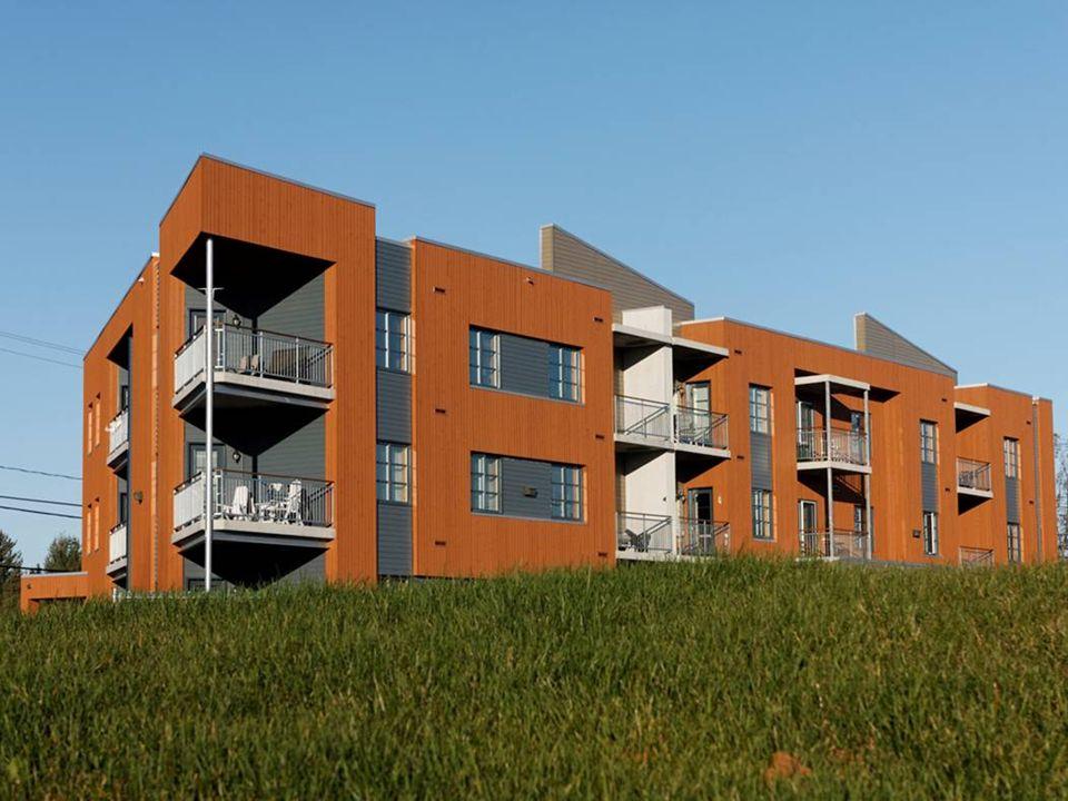 « Donner au suivant » Le refinancement des projets de logements communautaires au Québec 15