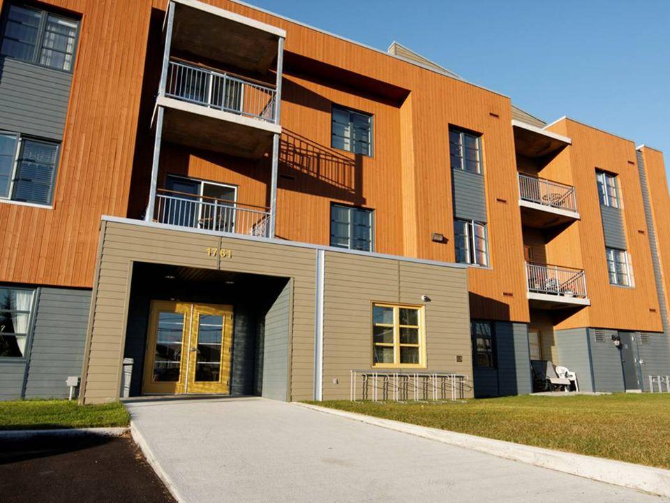 « Donner au suivant » Le refinancement des projets de logements communautaires au Québec 16