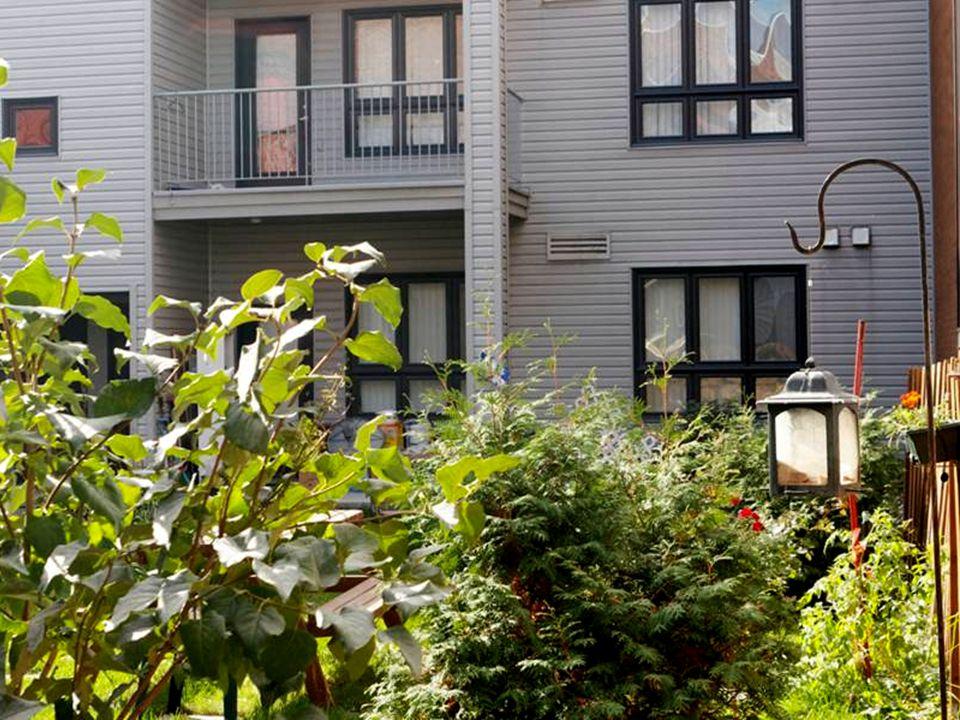 « Donner au suivant » Le refinancement des projets de logements communautaires au Québec 18