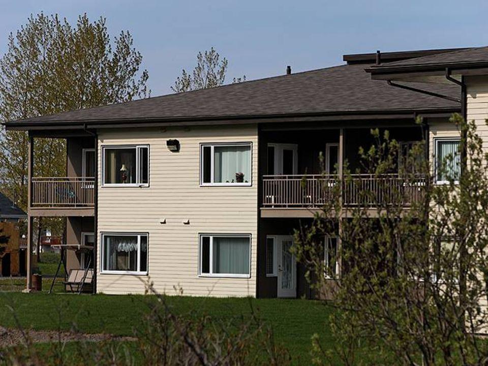 « Donner au suivant » Le refinancement des projets de logements communautaires au Québec 23