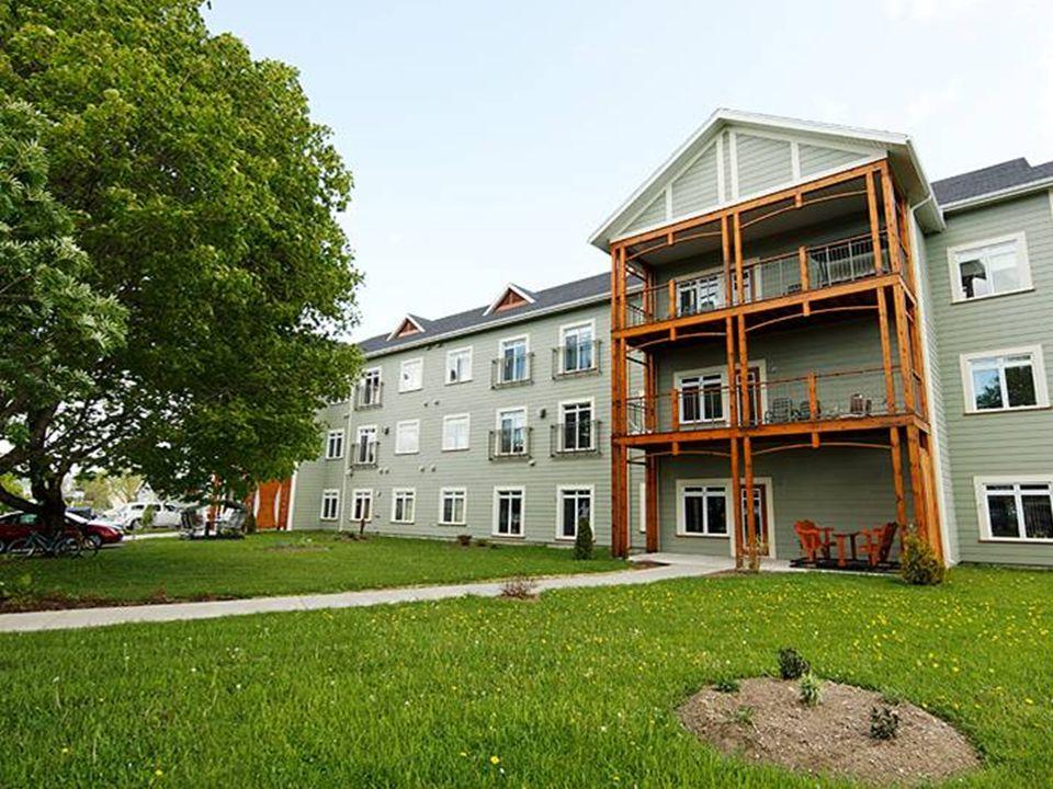 « Donner au suivant » Le refinancement des projets de logements communautaires au Québec 26
