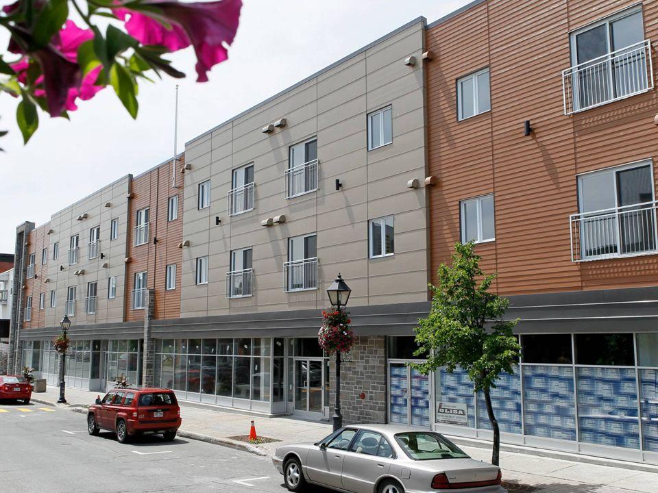 « Donner au suivant » Le refinancement des projets de logements communautaires au Québec 27