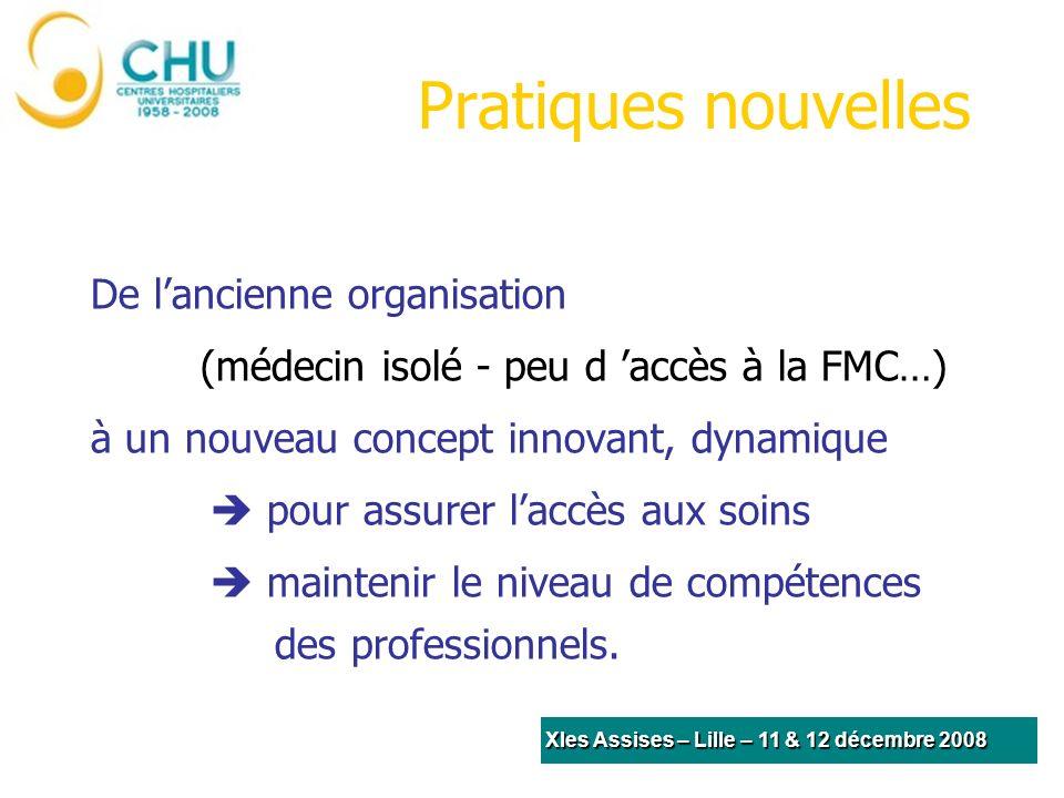 Les enjeux de la santé La télé-médecine Un outil pour un nouveau paradygme de lorganisation médicale et de la santé XIes Assises – Lille – 11 & 12 décembre 2008