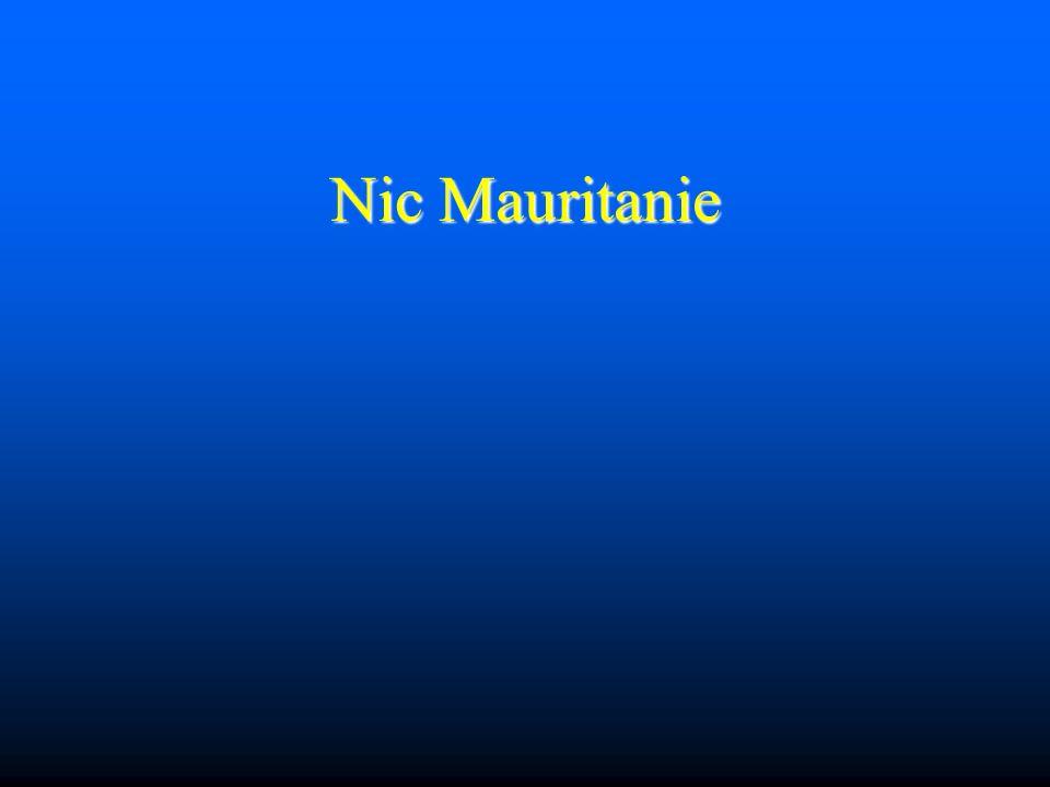 Nic Mauritanie