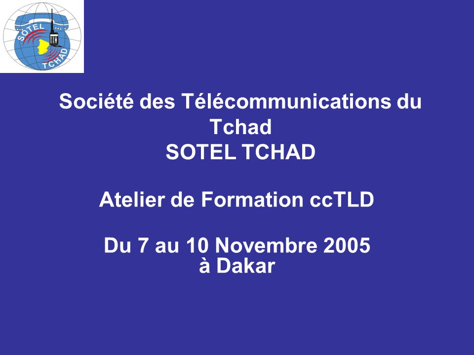 person:BABA ELHADJ MALLAH address:CNAR address:BP 1228 - N Djamena address:TCHAD e-mail:cnar@cnar.td phone:+ 235 52 25 15 fax-no:+ 235 52 32 14 mnt-by:FT-BRX nic-hdl:BEM1-RIPE source:RIPE # Filtered person:Yasser Saleh DJIGUIR address:SOTEL TCHAD address:P.O.
