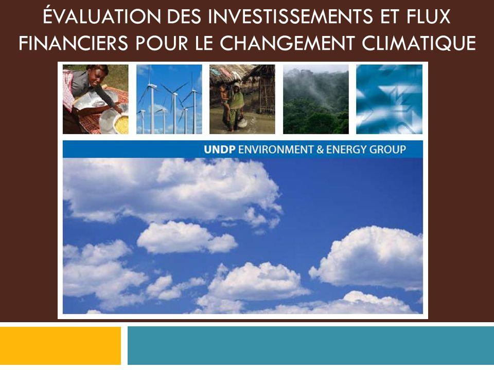 Intégrer les résultats des I&FF et de lévaluation des instruments de politique et des mesures 9.