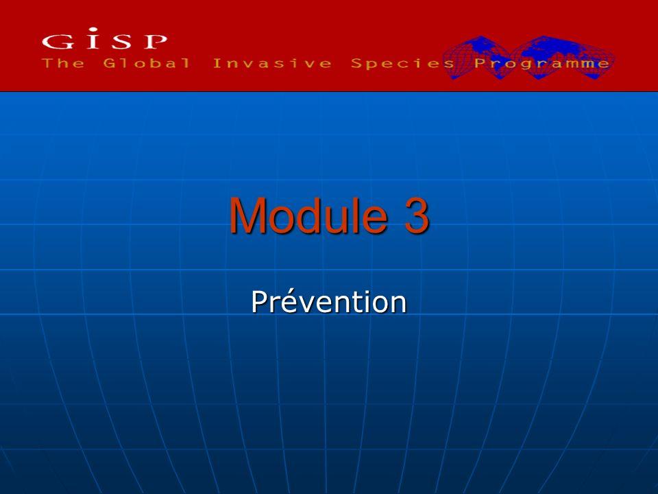 Module 3 Prévention
