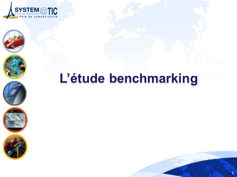 1 Létude benchmarking