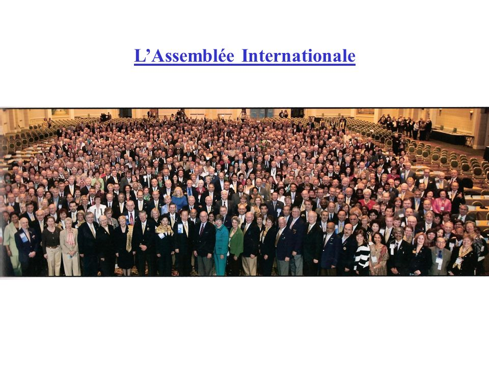 LAssemblée Internationale