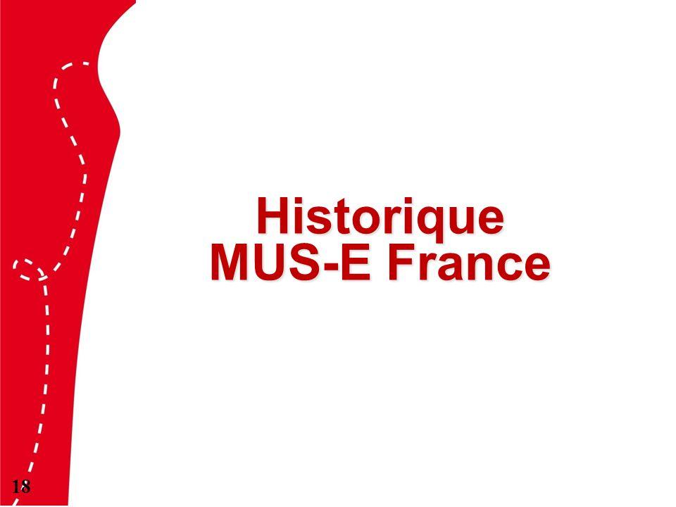 Historique MUS-E France 18