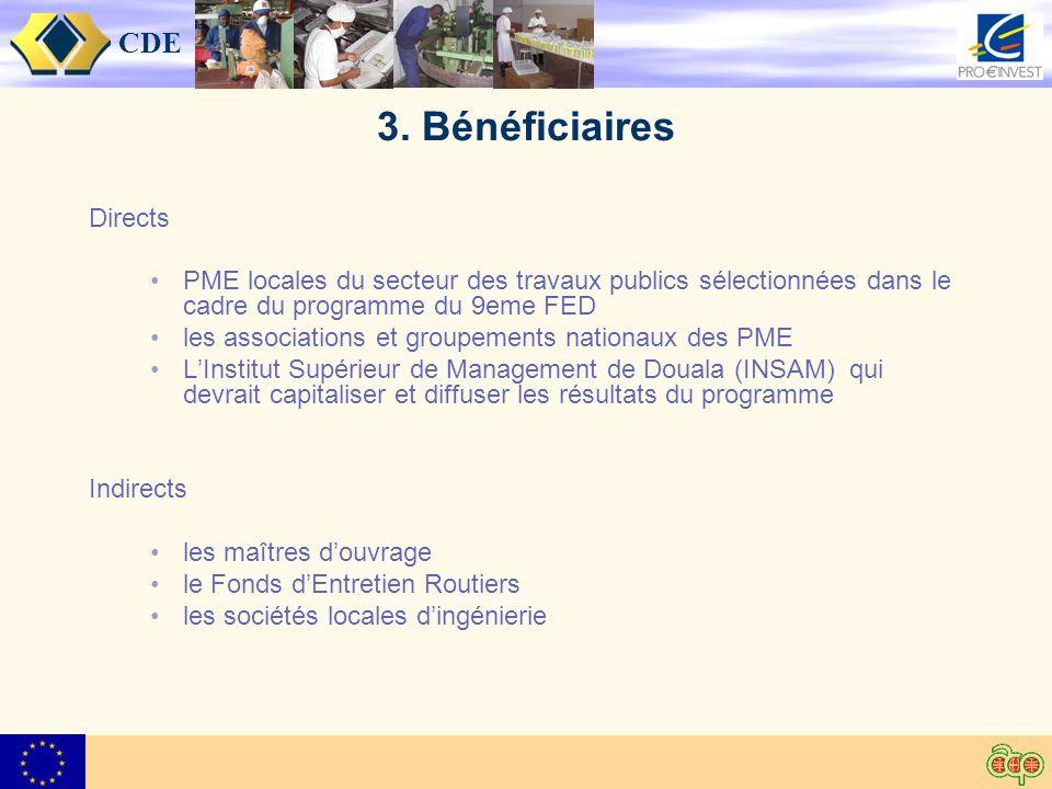 CDE 3.