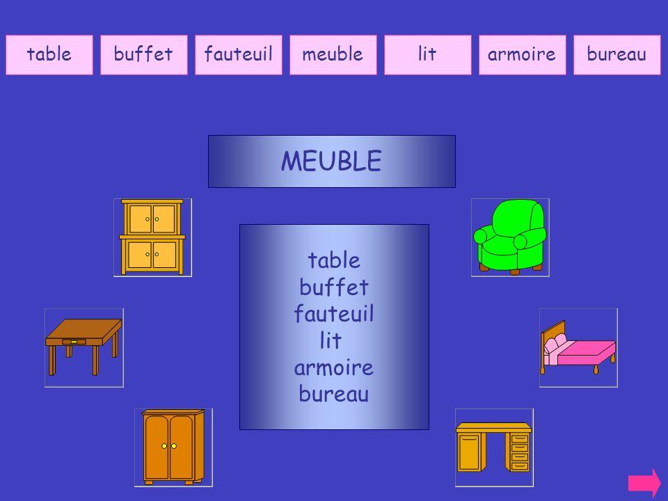 tablebuffetfauteuilmeublelitarmoire table buffet fauteuil lit armoire bureau MEUBLE bureau