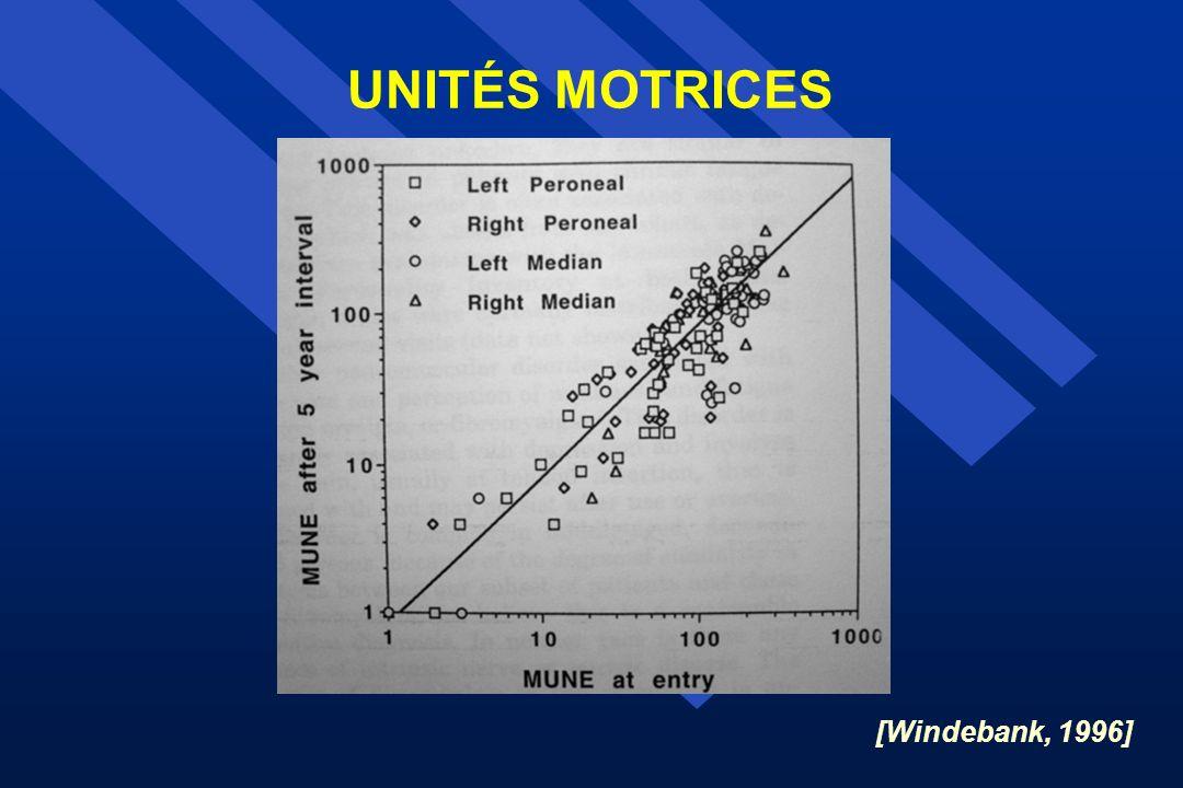 UNITÉS MOTRICES [Windebank, 1996]