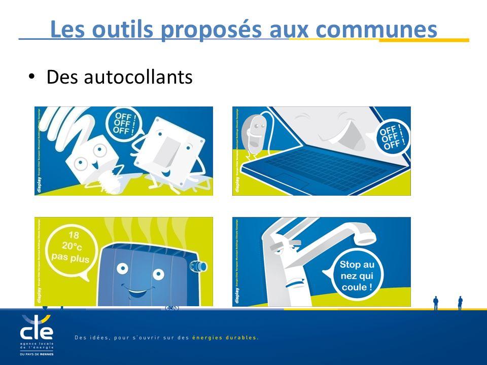 Les outils proposés aux communes - Une page dédiée sur le site de lALE.