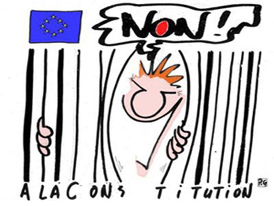 Conclusion Au delà dun appel à voter pour le Non, létude de ce « traité constitutionnel » est un révélateur : Il met en lumière ce qui se trame discrètement depuis 25 ans.