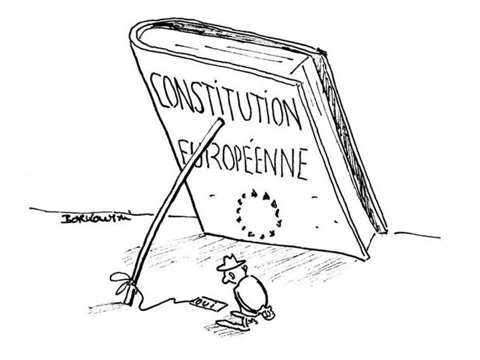 La construction de lunion Européenne 1945 : Début dune période de croissance et de reconstruction : les 30 glorieuses.