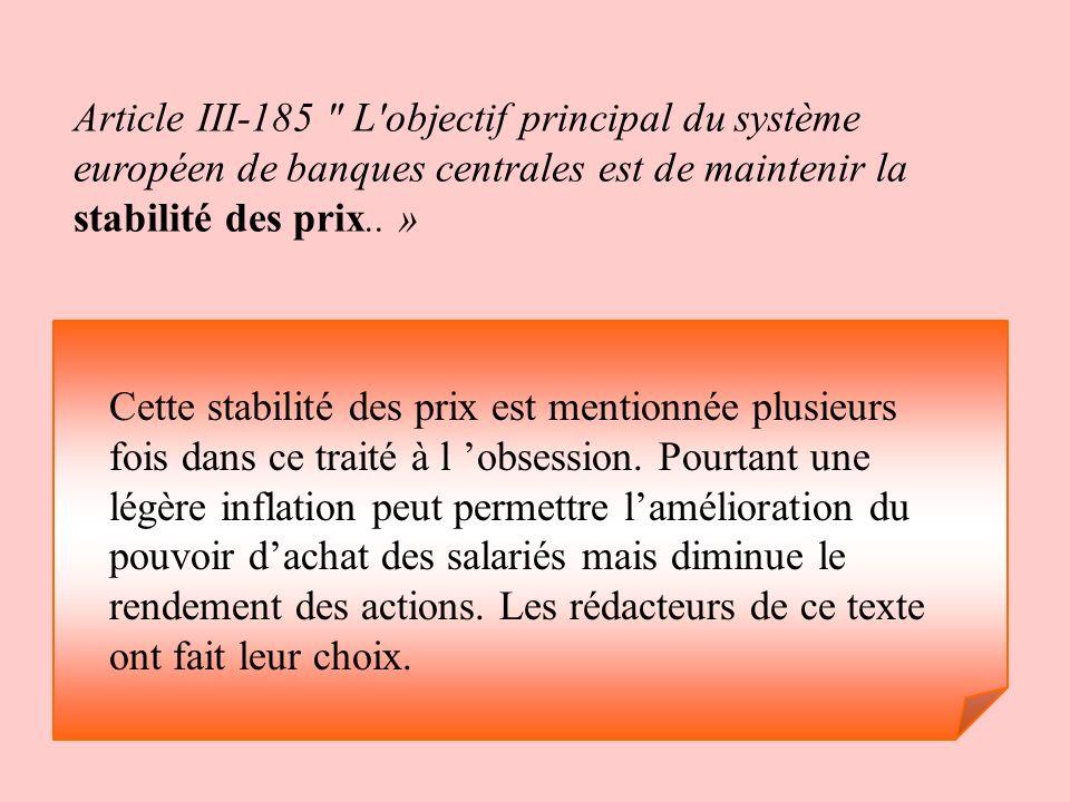 Article III-185