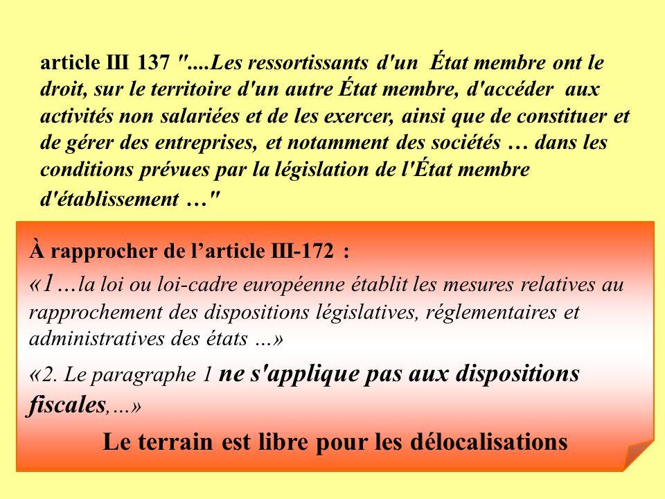 article III 137