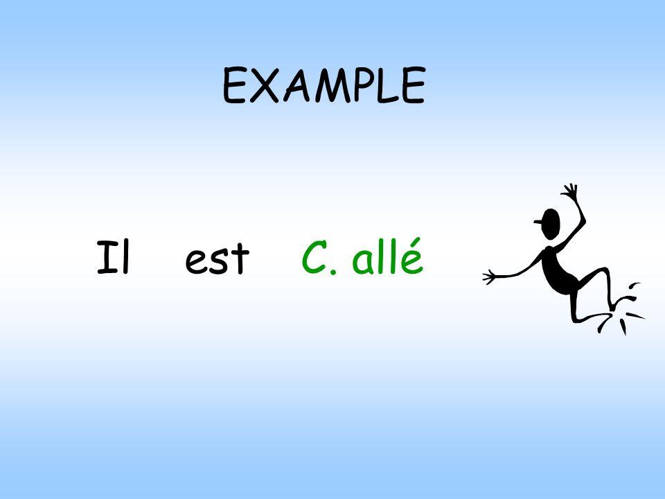 EXAMPLE IlestC. allé
